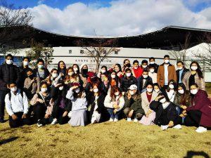 京都水族館(午後集合写真)
