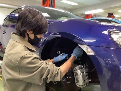 【来校型】スポーツカーの整備体験 のイメージ