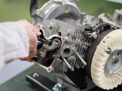 【来校型】小型エンジン分解整備体験!! のイメージ