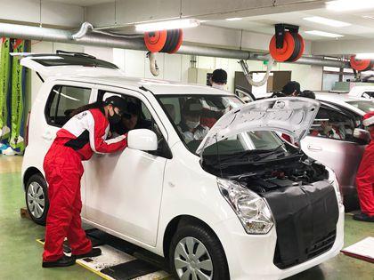 二輪自動車整備科 「特待奨学生制度」試験対策講座 のイメージ