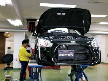 色々なメーカー車種の日常整備体験 のイメージ