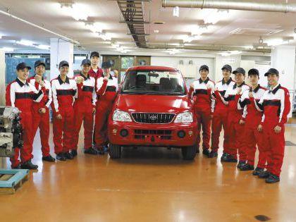 国際自動車整備科(留学生) のイメージ