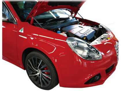 一級自動車整備科 のイメージ