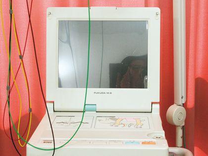 【来校型】動物看護科 動物看護師のおしごと~心電図を装着してみよう~ のイメージ