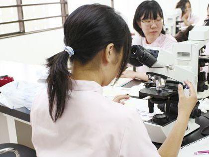 動物看護科 動物看護師のおしごと ~顕微鏡を使って検査してみよう~ のイメージ