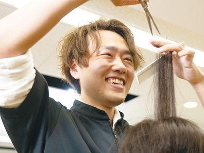 【来校型】美容師を本気で目指す学生必見!! のイメージ
