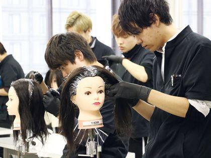 美容師を目指す学生必見(体験授業編) のイメージ