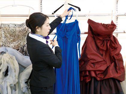 ドレス試着体験 のイメージ