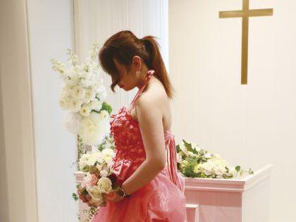パーソナルカラー診断付ドレス試着体験 のイメージ
