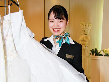 【来校型】ドレス試着体験 のイメージ
