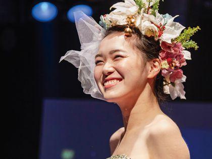 京都滋賀の高校生大歓迎★ウエディングヘア飾りを創ろう! のイメージ