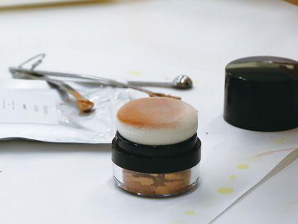 手作りコスメ(チーク) のイメージ