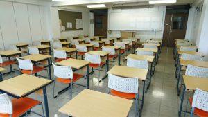 YIC京都貸し教室・貸し会議室:365普通教室/収容人数40人