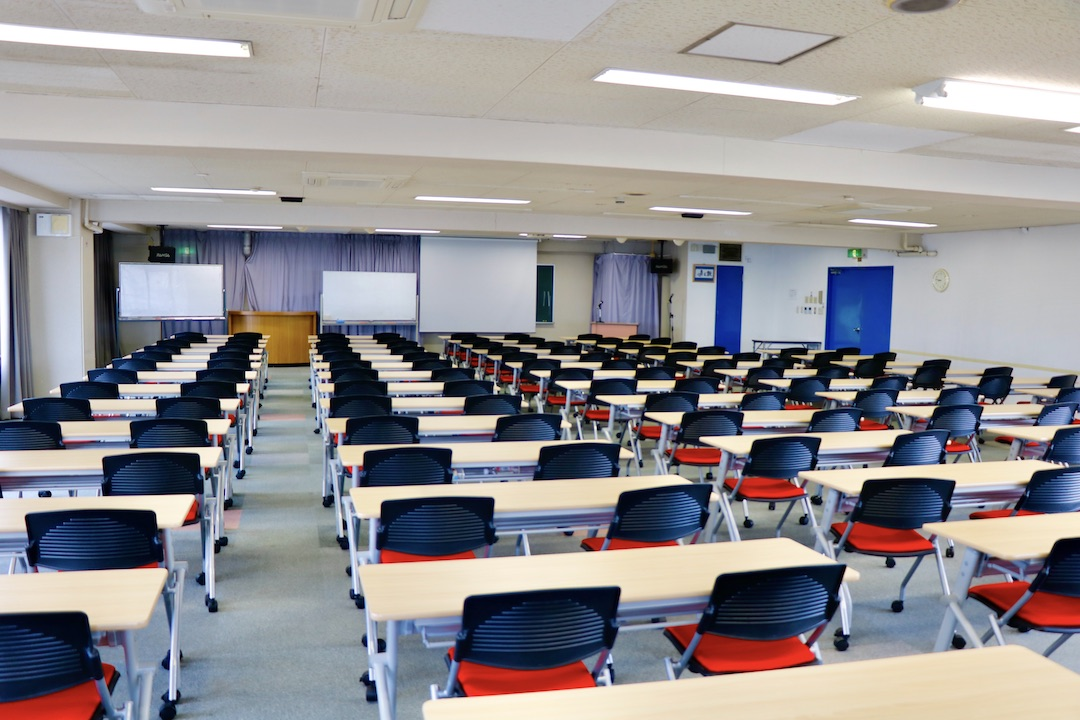 YIC京都の貸し教室131大教室