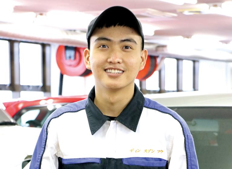 DINH XUAN PHUさん