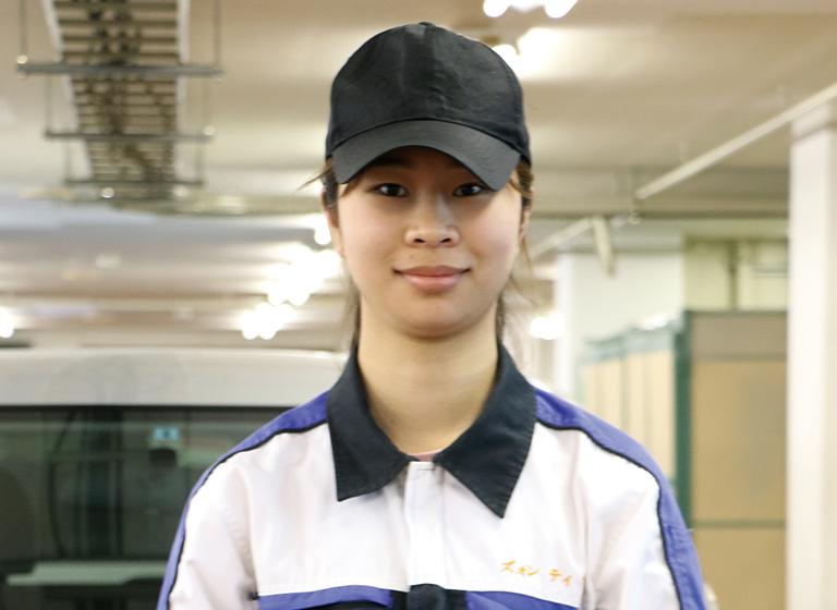DUONG THI MAIさん