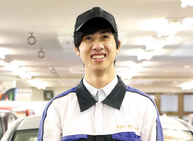 VUONG DAC HOIさん